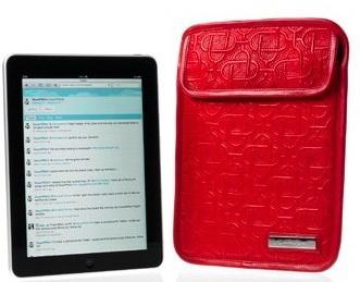 Клатч для iPad от Oscar de la Renta - высокие технологии поднимаются на подиум