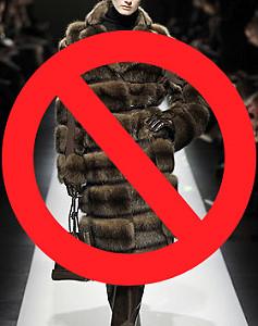 На Неделе моды в Норвегии запретили натуральный мех