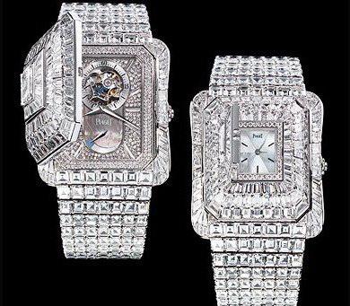 Piaget представил часы за 3,5 миллиона долларов