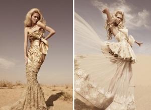 Коллекция Shady Zeineldine весна-лето 2012
