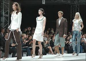 Сидней и Дубаи претендуют на звание модных столиц мира