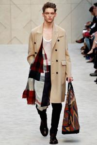 Мужское пальто: выбор и модели