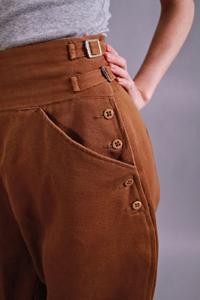 Женские брюки-галифе – подходят многим
