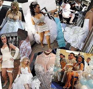 Худшие свадебные фото