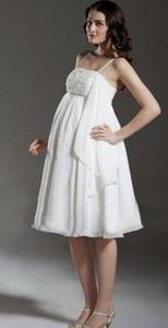 Фото коротких платьев для беременных