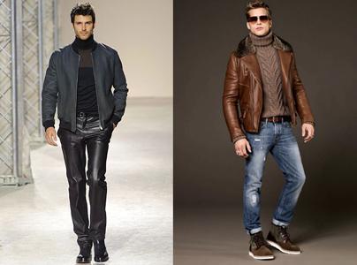 Мужские модные тенденции сезона осень-зима 2013-2014  интересные ... e23e1ab43fe