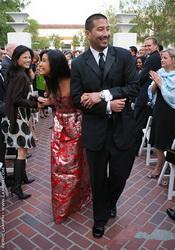 свадебные наряды знаменитостей 2007