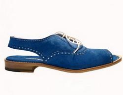 Manolo Blahnik представит коллекцию обуви для мужчин