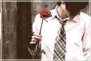 Мужчина романтик