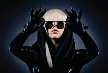 Lady Gaga - новая королева очков