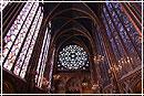 Собор Сент-Шапель – праздник света в центре Парижа