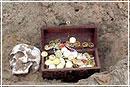 Ненайденные клады монет: сокровища Леньки Пантелеева