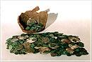 Клады монет: сокровища Москвы