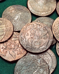 покупка старинных монет в спб