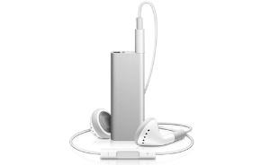 Apple представила новое поколение популярного плеера iPod shuffle