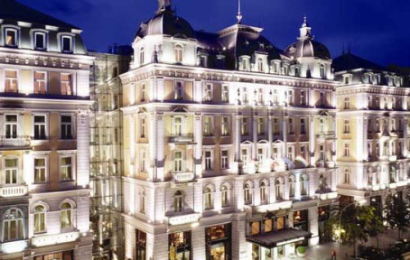 Отель Corinthia вошел в рейтинг 25 лучших европейских отелей