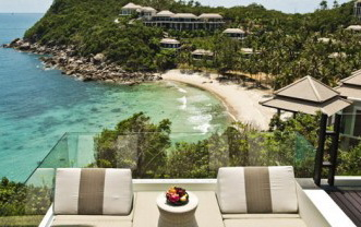 Новый курорт Banyan Tree Hotels and Resorts в Koh Samui
