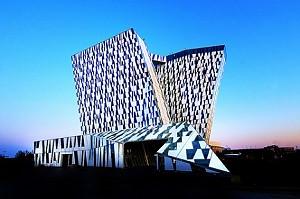 Необычный отель открылся в Копенгагене