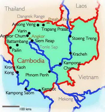 Titan King - самое роскошное казино Камбоджи