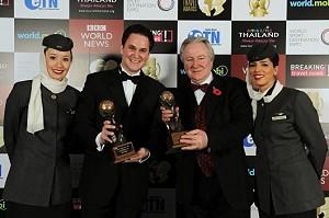 Etihad Airways - лучшая авиакомпания в мире