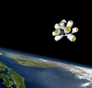 Первый космический отель откроется в 2012 году