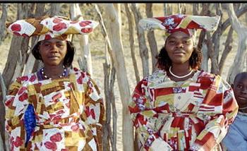 В Намибии откроется первый лагерь для туристов