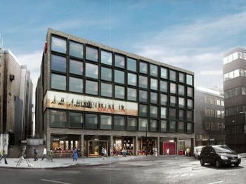 CitizenM построит новый отель в Глазго