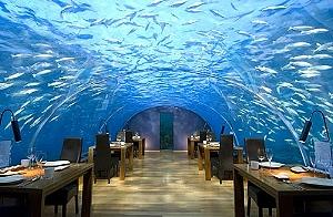 «Подводный» ресторан Ittha Restaurant