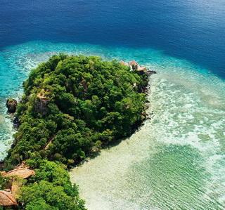 Частный остров Лаукала