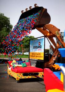 Развлекательный парк Legoland California Resort построит отель