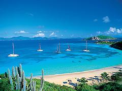 Курорт Peter Island предлагает программу отдыха для яхтсменов