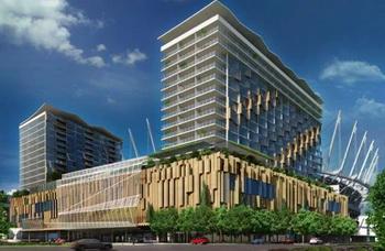 Огромный развлекательный комплекс планируется в Ванкувере
