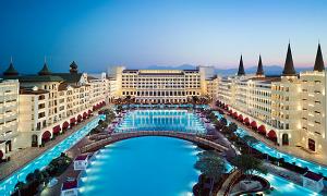 Самый дорогой отель Европы готов принять гостей