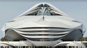 В Дубаи  будет построен Музей современного искусства Ближнего Востока