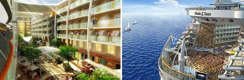 Круиз на борту лайнера Oasis of the Seas скоро станет реальностью