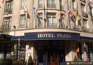 Самый роскошный пятизвездочный отдых дарит брюссельский отель Plaza
