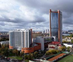 Marriott открыл второй отель Renaissance в Москве