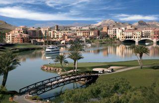 Ritz-Carlton закрывает отель в Лас-Вегасе