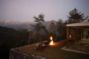 Спокойное величие Гималаев в отеле Shakti