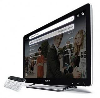 Sony выпускает телевизоры и плеер совместно с Google