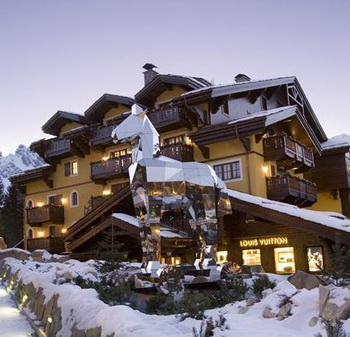 Новые роскошные отели от LVMH