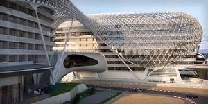 Отель Yas в Абу-Даби откроется в октябре этого года