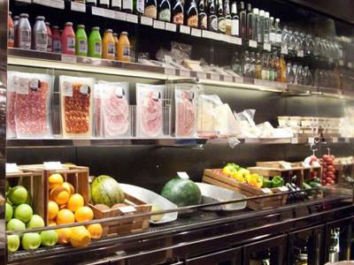 продукты в Барселоне