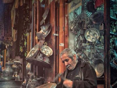 антиквариат в Стамбуле