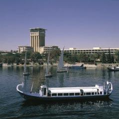 Moevenpick Resort Aswan: новый отель с видом на Нил