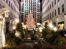Рождество в Нью-Йорке: празднование по высшему разряду