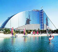 В ОЭА начнется строительство семизвездочного отеля