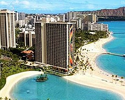 Hilton Hawaiian Village Beach