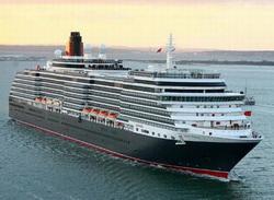 Queen Victoria - новый лайнер класса «люкс»