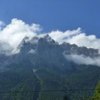 Самая высокая гора в Германии: отдых и эстетическое удовольствие